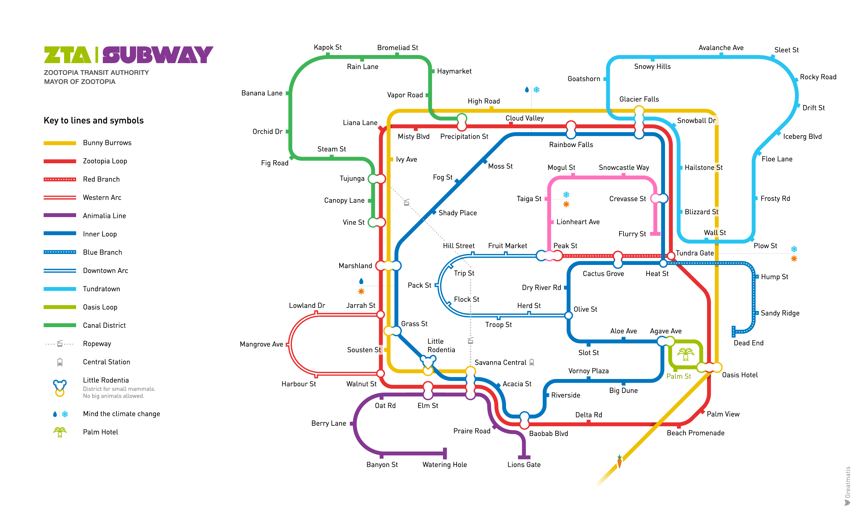 ZTA-Subway